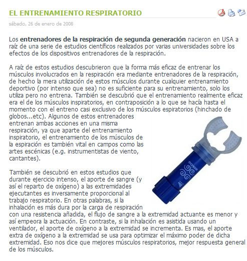 eolos article in la web del tenis